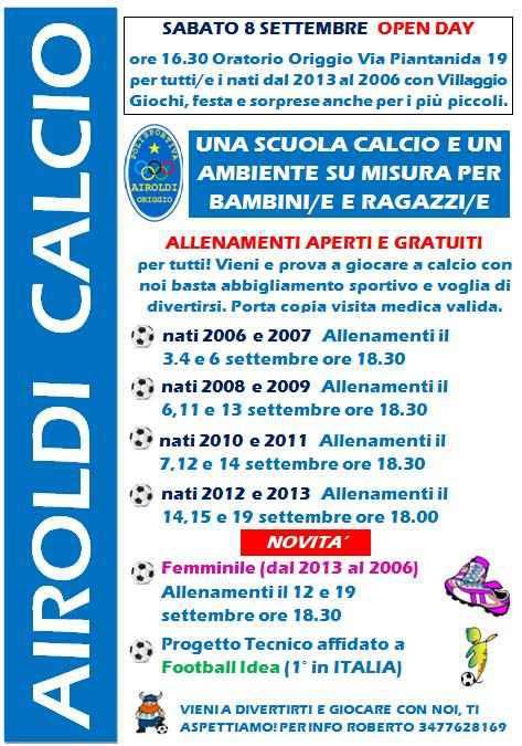 Airoldi Calcio Origgio