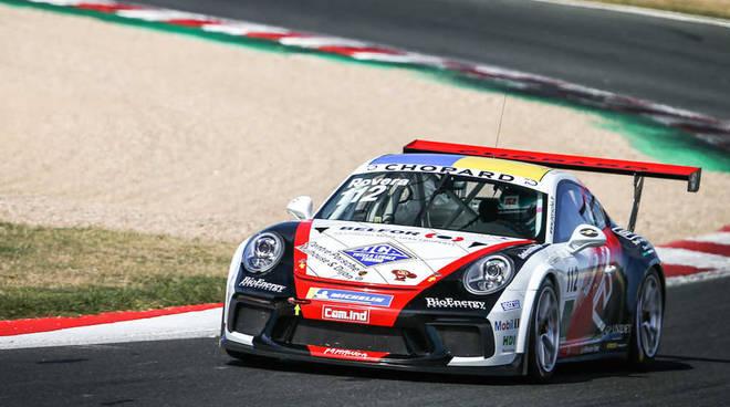Ancora un podio per Rovera nella Carrera Cup France