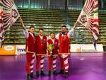"""Campionato Italiano Sbandieratori, Legnano terza nella """"Piccola squadra"""""""