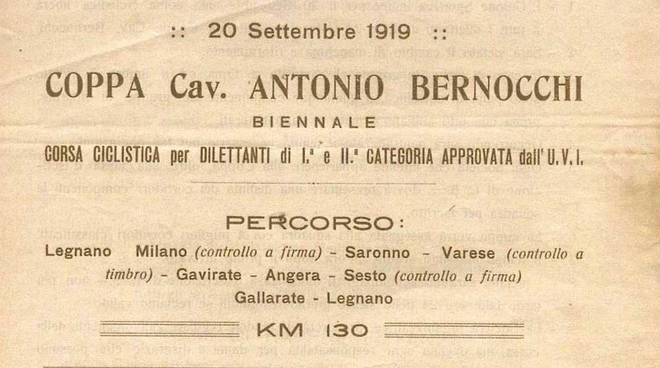 Coppa Bernocchi 1919