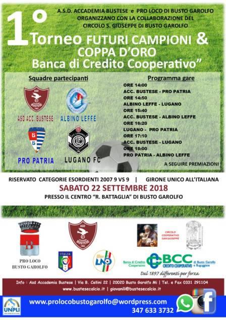 Coppa d'Oro Bcc