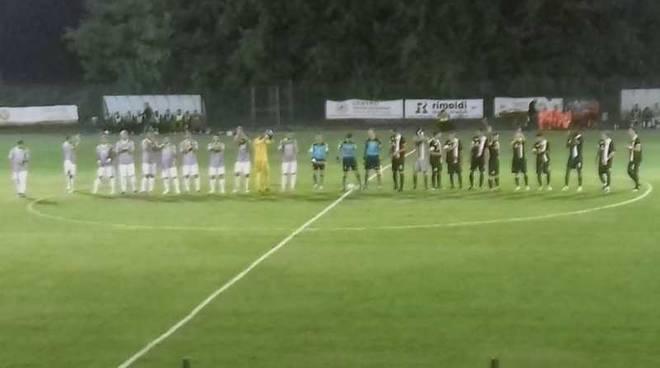 Coppa Italia Eccellenza Legnano-Casateserogoredo 1-1
