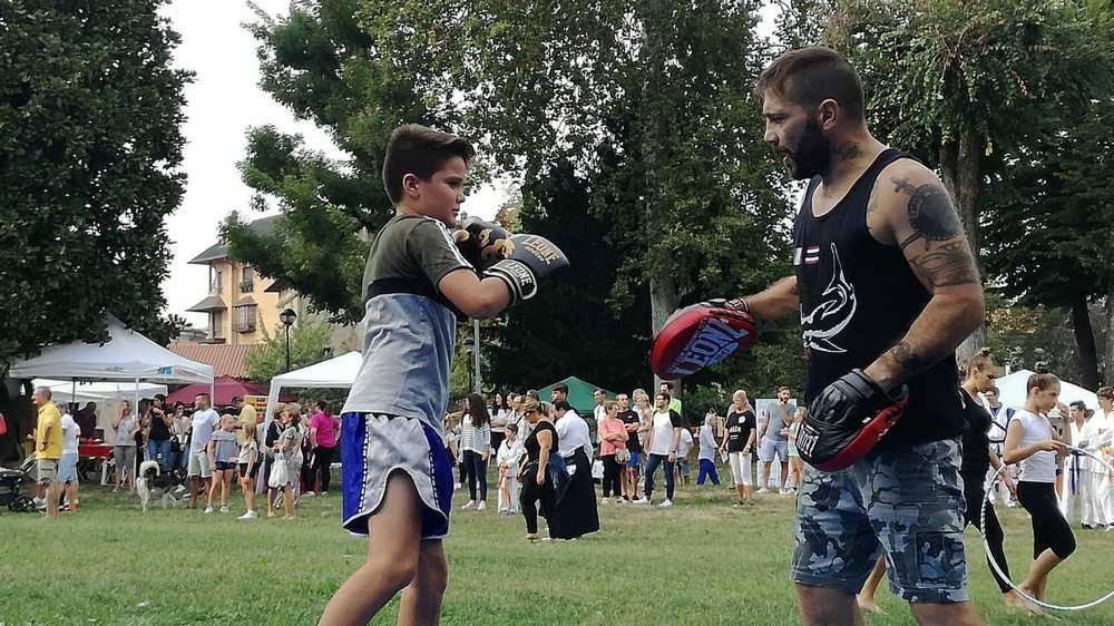 Festa dello Sport Parabiago
