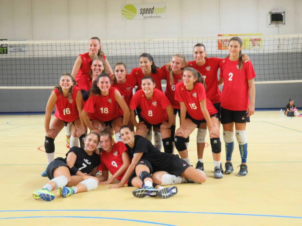 Futura Volley Giovani-Tecnoteam Albese (amichevole)