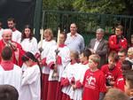 Intitolato a Don Giuseppe Prima il campo dell'Oratorio di Legnarello