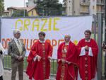 Intitolato a Don Giuseppe Prina il campo dell'Oratorio di Legnarello