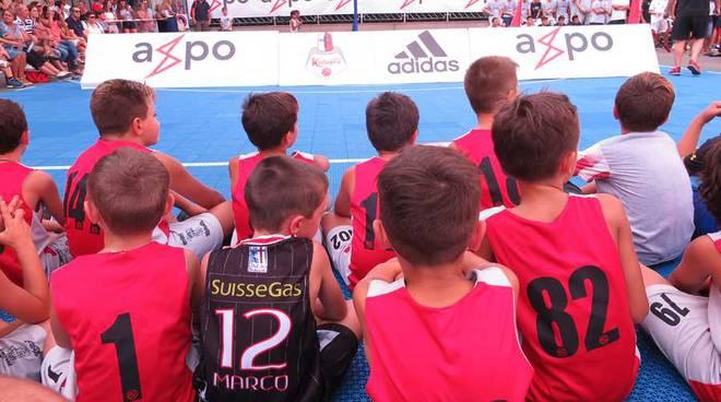 La presentazione delle squadre Knights Legnano 09-09-18
