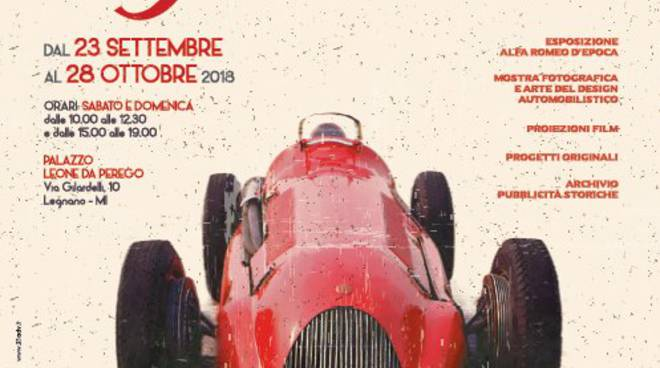 Legnano racconta Alfa Romeo