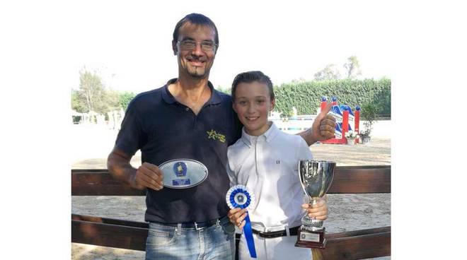 Manuele Olgiati ed Ada