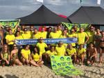 Nuotatori del Carroccio vittoriosi nellatTappa di Noli (SV) dell' Italian Open Water Tour