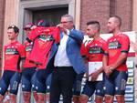 Presentazione squadre Coppa Bernocchi 2018
