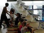 Primi allenamenti Rari Nantes Legnano Sincro
