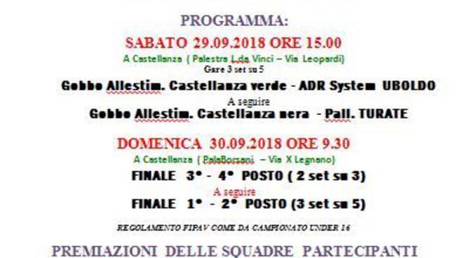 Trofeo Veronica Farioli