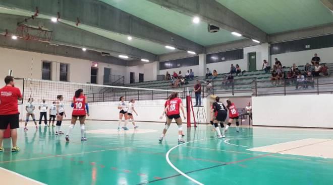 Vivi Volley Induno Olona-Futura Volley Giovani Amichevole