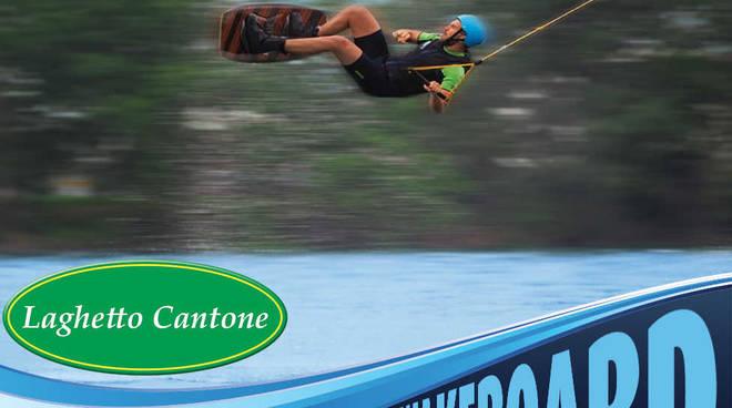 Wakeboard al Laghetto Cantone di Nerviano
