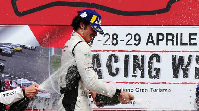 Alessio Rovera Carrera Cup Italia