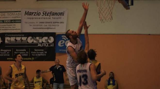 Basket cerro maggiore