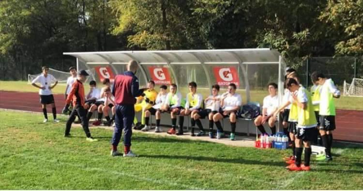 Calcio Under 14 Legnano-Mocchetti