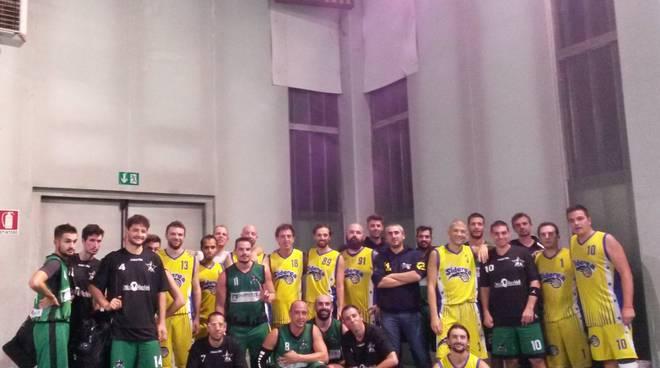 Continua la corsa di Siderea Basket Legnano