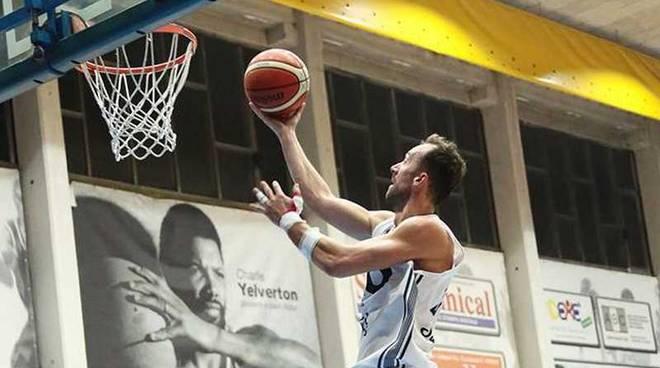 Federico Maiocco Robur Basket Saronno