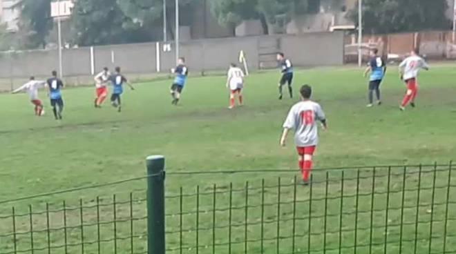 Folgore Legnano - Vanzaghellese 0-1