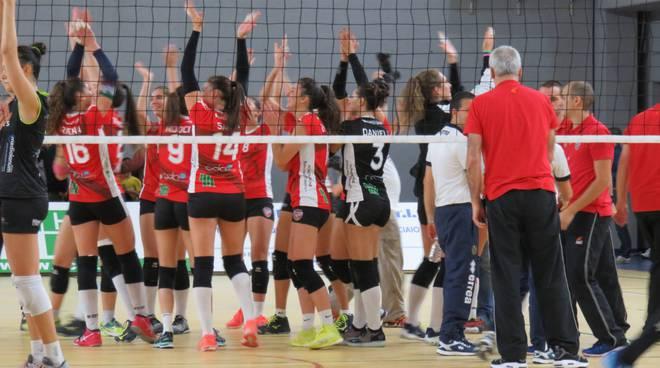 Futura Volley Giovani-Chromavis Abo Offanengo