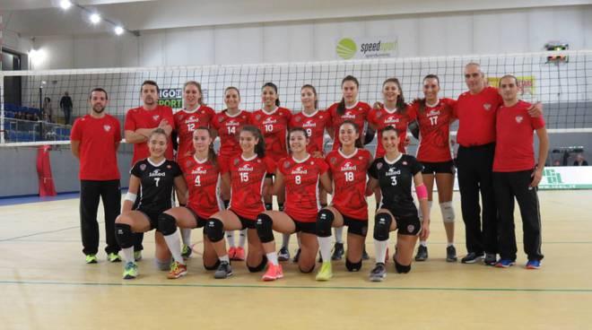 Futura Volley Giovani-Cosmel Gorla