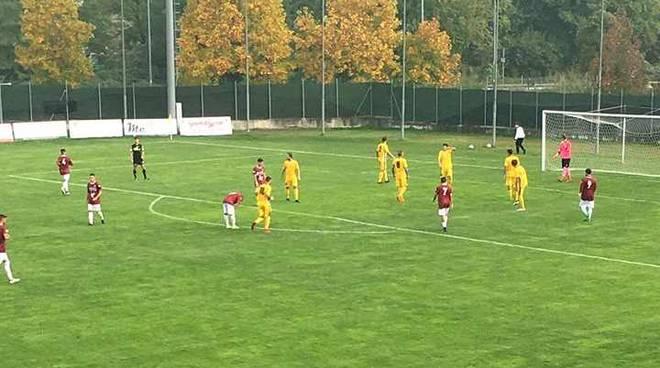 Inveruno-Borgosesia 3-1