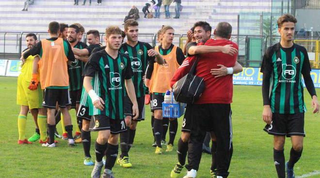Legnano-Castellanzese 1-2
