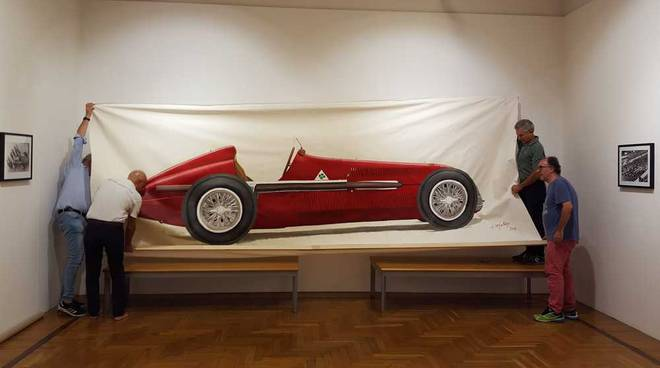 Legnano racconta l'Alfa Romeo