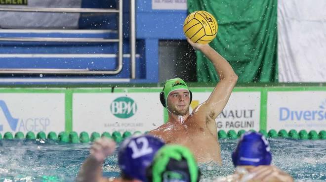 Luca Damonte Pallanuoto Banco BPM Sport Management