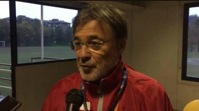 Mister Manuele Domenicali Varese Calcio