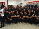 Presentazione maglie Rugby Parabiago 2018/19