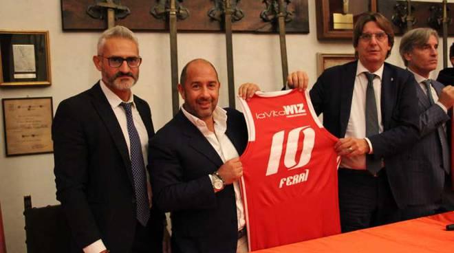 Presentazione main sponsor e maglia Knights Legnano 2018/19