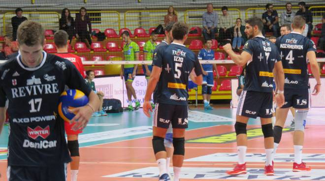 Revivre Axopower Milano-Top Volley Latina
