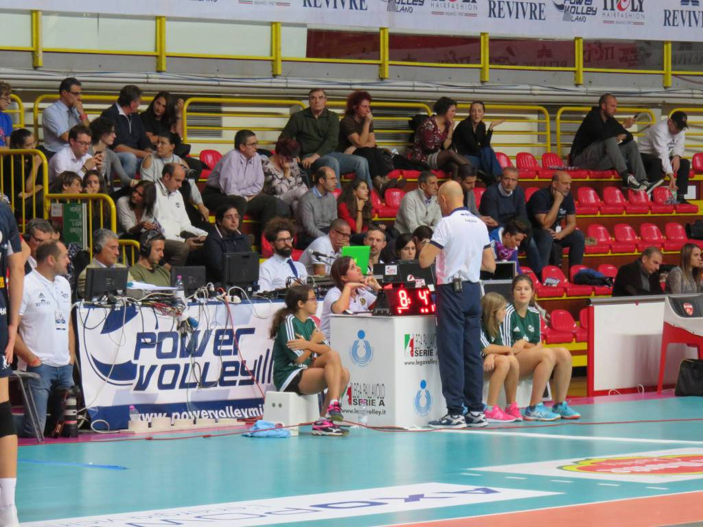 Revivre Axopower Milano-Top Volley Latina