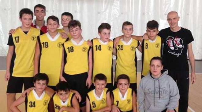 Squadre maschili Bulldog Basket Canegate