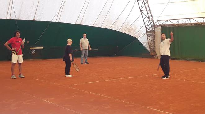 tennis disabili canegrate