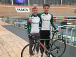 """Tommaso Muccifuora e Marco Rancilio del GS Rancilio Parabiago alla """"3 Jours d'Aigle"""""""