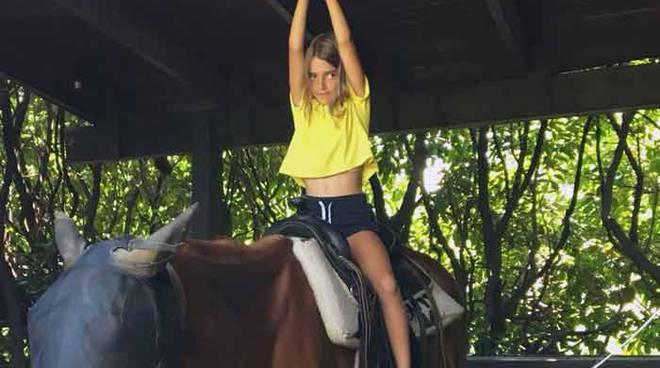 yoga a cavallo