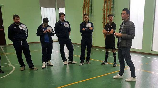 A Legnano raduno regionale arbitri Top Class calcio a 5