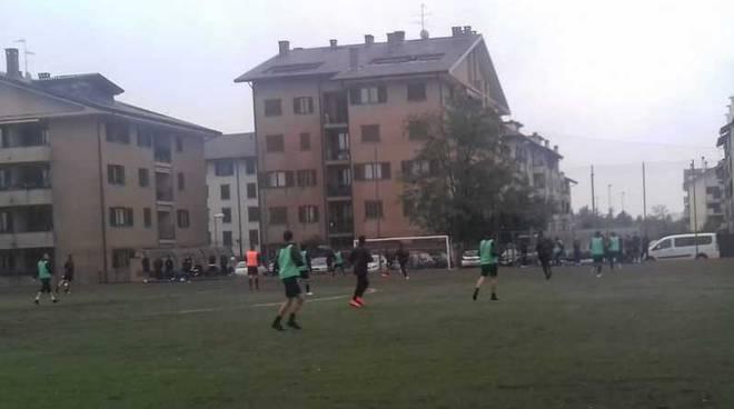 Allenamento A.C. Legnano novembre 2018