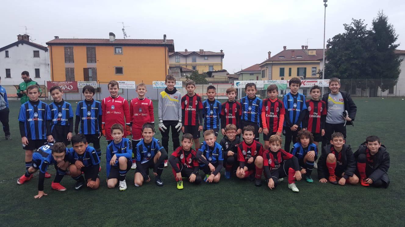 Atalanta e Canegrate calcio 2009