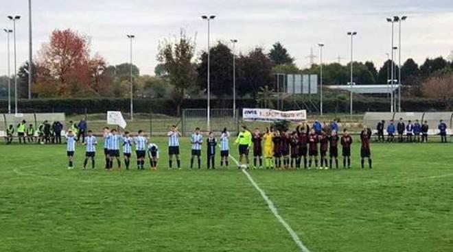 Calcio Under 14 Airoldi Calcio Origgio-G.S. Mocchetti 1-3