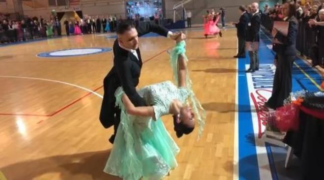 Danza sportiva Pedranti e Tomasoni