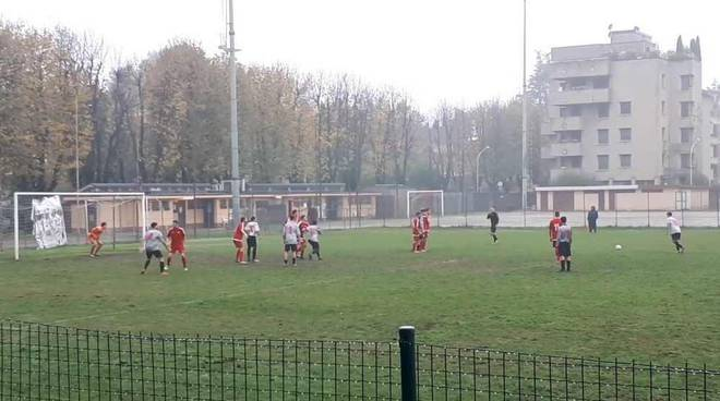 Folgore Legnano-Ispra 2-1