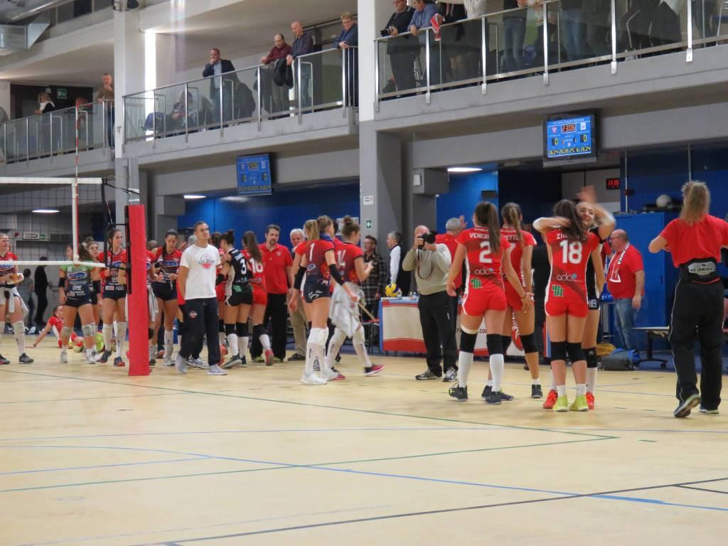 Futura Volley Giovani-Don Colleoni Trescore 3-1