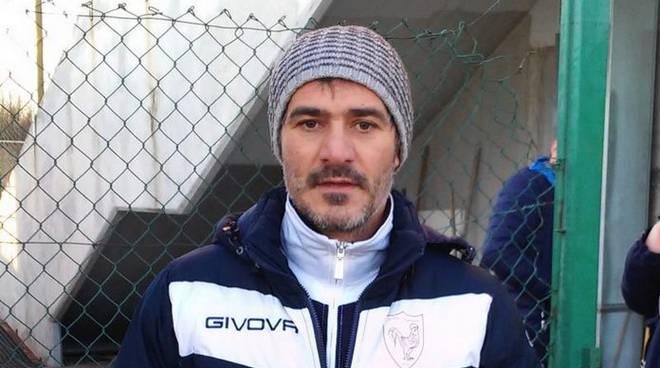Giuseppe Fiorito Allenatore A.C. Legnano 2018-19