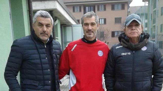 Giuseppe Fiorito nuovo allenatore dell'A.C. Legnano