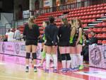 Gobbo Allestimenti Castellanza-Futura Volley Giovani 1-3